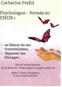 la thérapie par l'EMDR